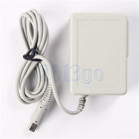 Charger Adaptor Nintendo 3ds3ds Xlll Dsidsi Xl Original Mesin new ac home wall dc 4 6v 900ma charge charger adapter for nintendo dsi xl 3ds hw ebay