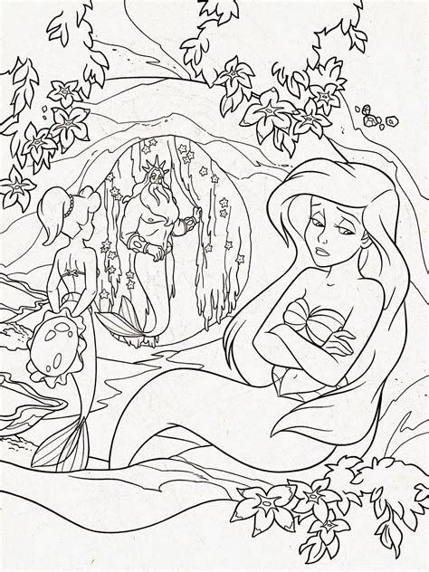 coloring book page disney coloring pages disney coloring pages free and printable
