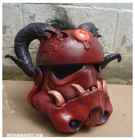 neatorama dragon cat demonic stormtrooper helmet neatorama
