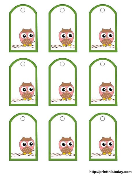 printable dog gift tags best 25 tag templates ideas on pinterest gift tag