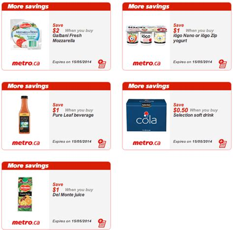 printable grocery coupons ontario canada metro ontario canada printable grocery coupons may 9 15