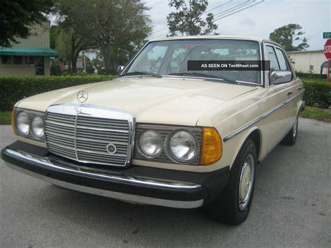 1978 mercedes 300d