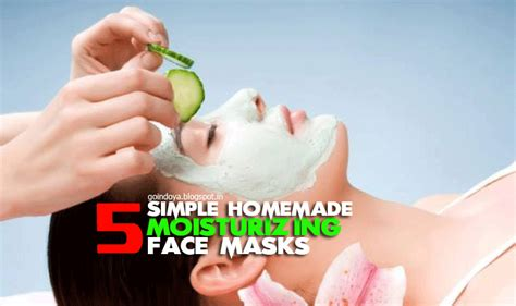 5 amazing masks for moisturizing skin theindianspot 5 moisturizing masks for and itchy skin home remedies simple and