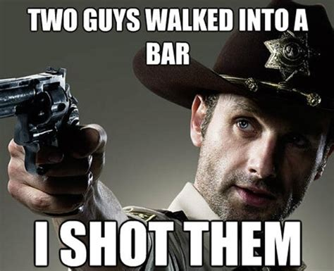 Walking Dead Season 4 Memes - the walking dead season 4 premiere 15 awesome fan memes
