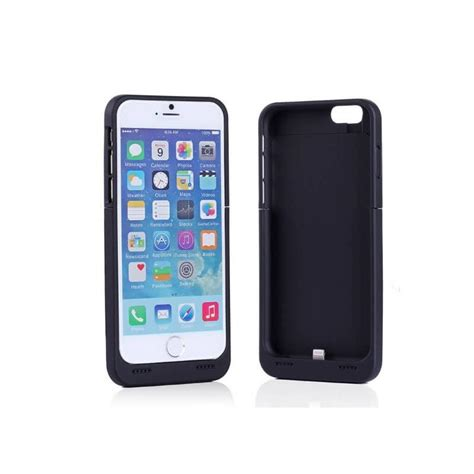 coque batterie chargeur externe iphone  pus iphone