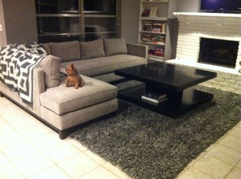rug placement sectional sectional sofa rug placement sofa menzilperde net