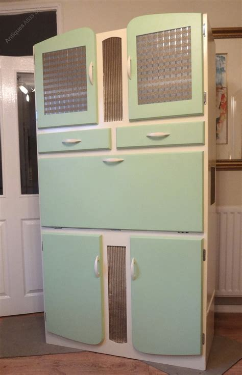 1950s Kitchen Larder Cupboard by Antiques Atlas Mid Century Retro Kitchen Larder Cabinet