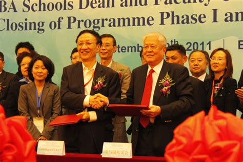 National Mba Supervisory Committee China Filetype Pdf by Joint Plan Aims To Boost Mba Programs In W China China