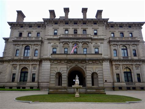 The Creakers newport mansions the breakers and marble house another walk in the park
