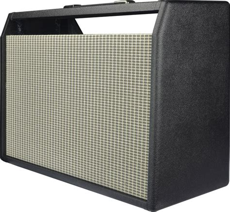 silverface deluxe reverb style guitar amplifier combo