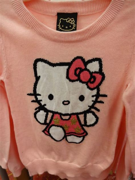 adorable  kitty sweater dream closet  kitty