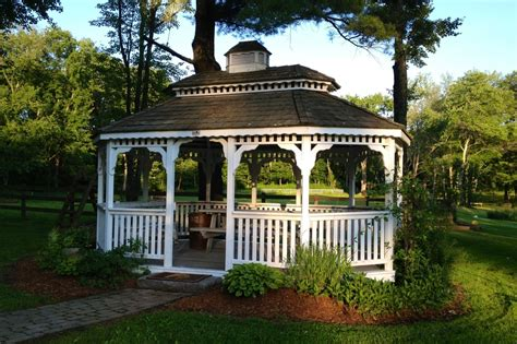 pavillon oval oval gazebo photos the barn yard great country garages