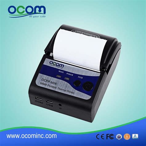 android bluetooth ocpp m06 portable android bluetooth wifi thermal printer