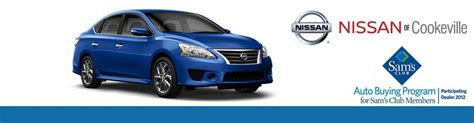 Sam S Club Membership Discount Nissan Of Cookeville