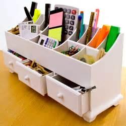 Small Desk Drawer Tidy Wooden Desk Tidy Organiser Caddy Pen Holder Tidy Make Up