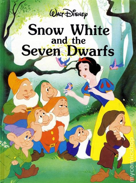 the seven book series comic books in disney storybook