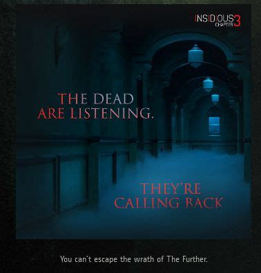nonton film insidious chapter 3 2015 mengapa insidious chapter 3 berupa prekuel oleh dewi