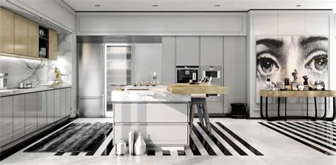 modern art deco design a modern art deco home visualized in two styles