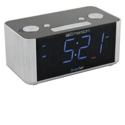 buydig emerson cks1708 smart set radio alarm clock