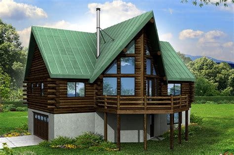 aframe house plans new a frame house plan has room to grow associated designs