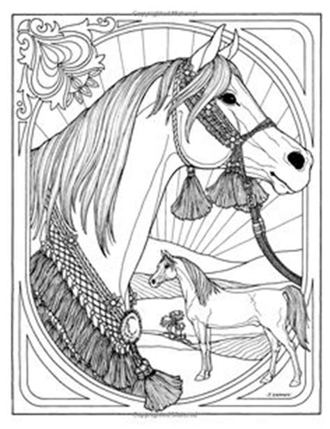intricate horse coloring pages 1000 images about horse drawings on pinterest horse