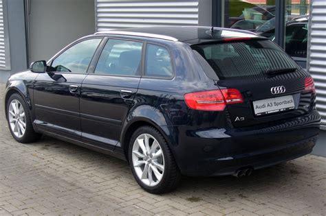 Audi A3 1 4 Tfsi by Audi A3 Sportback 1 4 Tfsi Technical Details History