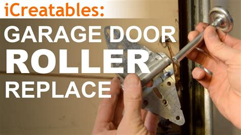 When To Replace Garage Door Rollers How To Replace Garage Door Rollers