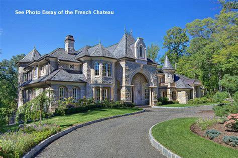 French Chateau House Plans planos de casa de luxo para castelos mans 245 es castelos e