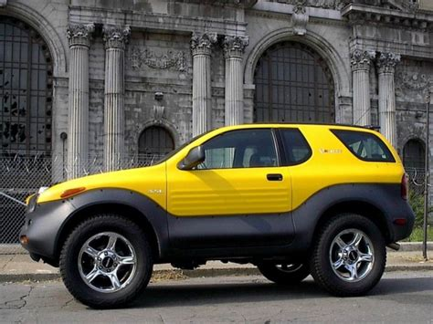 best auto repair manual 2001 isuzu vehicross electronic toll collection modern collectibles revealed 1999 2001 isuzu vehicross the fast lane car