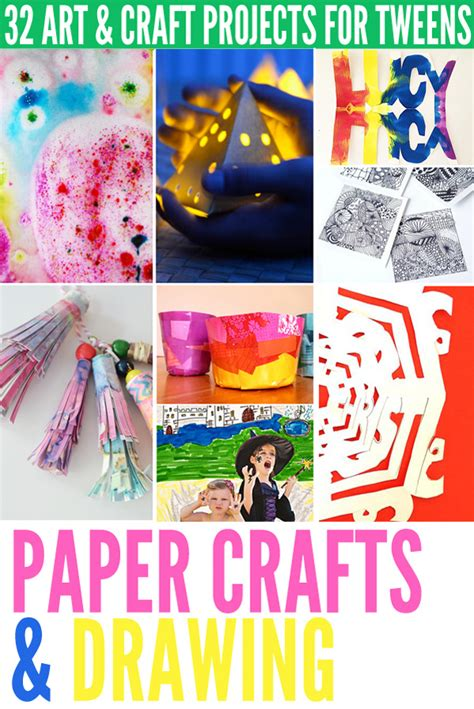 tween craft projects 32 awesome craft projects for tweens childhood101