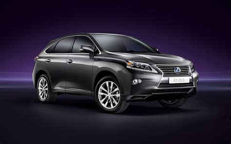 lexus suvs rx 2013 lexus rx 450h front view photo 10