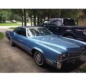 1970 Cadillac Eldorado  Overview CarGurus