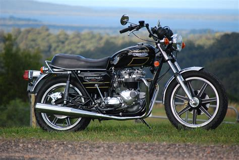 Triumph Motorrad Classic by Restorations Classic Triumph