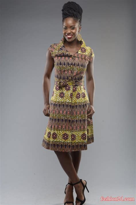 Traditional evening gowns designs from African   Fashion 2D