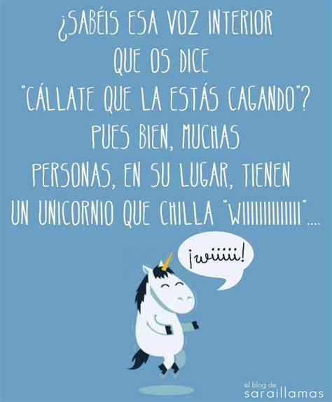 frases con imagenes de unicornios unicornio que chilla wiiii el blog de tranquilinho