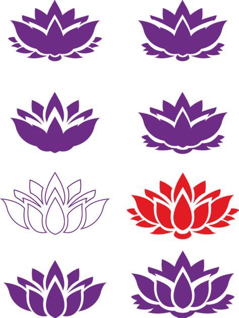 fiore loto illustrazione gratis lotto fiore buddismo immagine