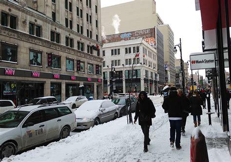 fotos montreal invierno en fotos 191 la 250 ltima tormenta de nieve del invierno en