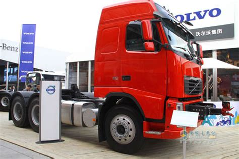 volvo trucks china auto shanghai 2011 volvo speeds up strategies in china