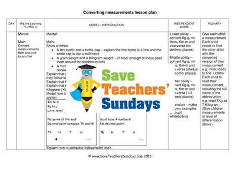 secondary geometry and measures teaching resources units