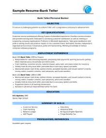 skills for banking resume free resume templates