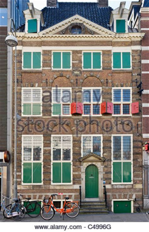 rembrandt house museum amsterdam the rembrandt house museum het rembrandthuis rembrandt stock photo