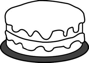 cheese cake coloring pages place color