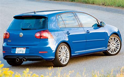 2008 vw r32 reviews 2008 volkswagen r32 test review motor trend