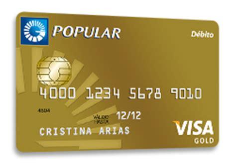 visa banco popular tarjeta d 233 bito visa gold banco popular dominicano