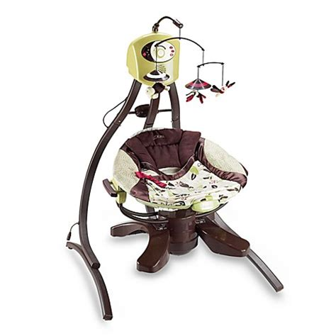 fisher price zen swing fisher price 174 zen cradle swing bedbathandbeyond