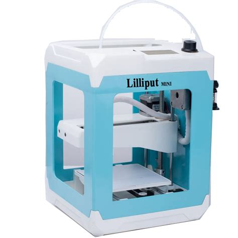 Printer 3d Mini lilliput mini 3d printer world of lilliputs 3d printers