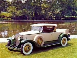 Cadillac Louisiana 1927 Cadillac La Salle Milestones