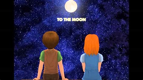 I To The Moon to the moon for river 1 hour version