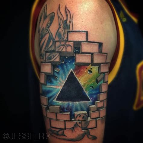 illusion tattoo optical illusion tattoos look awesome it s like there is