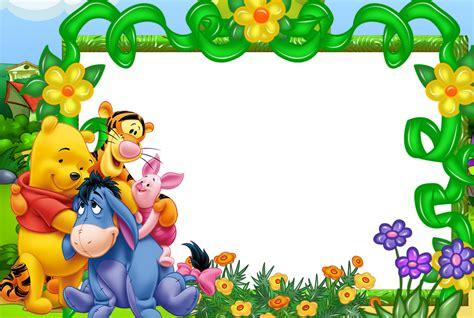 download film kartun anak winnie the pooh edit foto bingkai kartun cras disney joy studio design